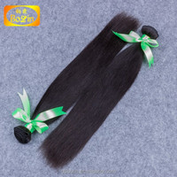 Silky straight indian new popular 100% human hair hair extensions in india