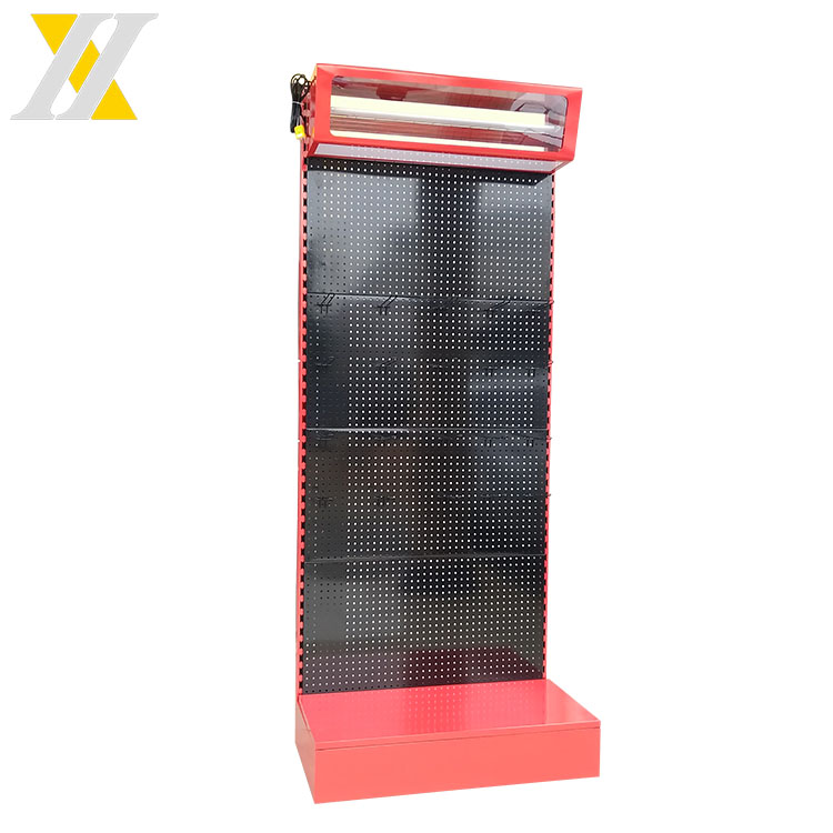 High Quality Multi-Function Retail Store Display Racks With Light