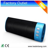 New design car bluetooth speaker subwoofer