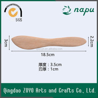 China Alibaba Cheap Chinese cheese knife,wooden butter knife