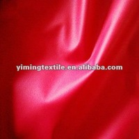 75x150D polyester satin, poly soomth satin fabric,interlining fabric