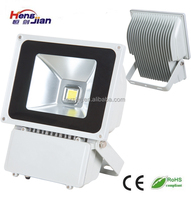 100w LED floodlight Bridgelux chip Meanwell driver
