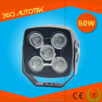 Good quality led work light for car, motorcycles, atv, utv 15w 16w 18w 27w 36w 40w 48w 50w portable led 12v work light