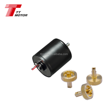 high power brushless motor and electric motor