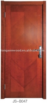 Flush Wood Interior Door
