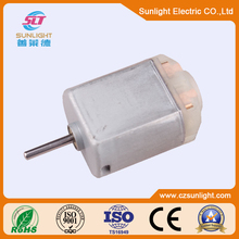 5W 12v dc electric motor used for hairdressing