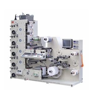 DBRY-5C320 Label Printing Machine for water label ,oil label ,food label and film label