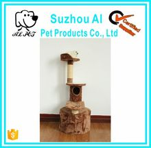 Furniture Scratching Post Pet House Play Toy Cat Tree Condo