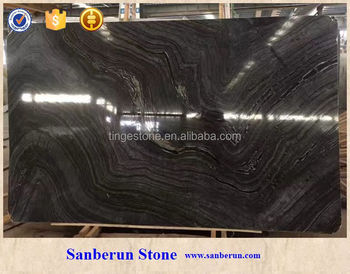 Chinese Beautiful Natural Zebrano Marble stone for tiles