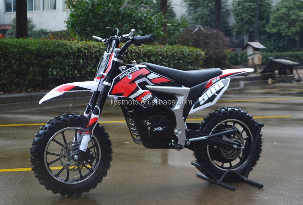 2016 NEW 500W24V 500W36V ELECTRIC MINI DIRT BIKE