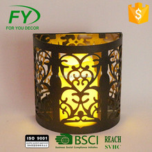 Classic style moroccan new design hot selling festival christmas decoration hanging metal lantern