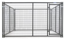 china supplier iron fence dog kennel