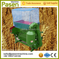 Hot Sale Mini Paddy Wheat Thresher / Manual Rice Husk Peeling Machine / Paddy Rice Sheller Machine