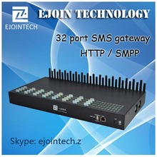 2015 New arrival !! Ejoin 8/16/32 channel gsm voip gateway support sending bulk SMS gateway, voip sip phone
