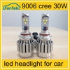 9006 led headligtht car led bulb cree headlight kit