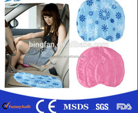 Customized Cool Gel Car Seat Mat for driver