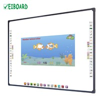 82'' Educational Smart Board Interactive Whiteboard