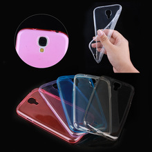 super slim 0.3mm ultra thin case for Samsung galaxy S4, transparent clear case for phone samsung s4