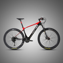 New 27.5'' carbon fiber 11 speed battery built in electric e <strong>bike</strong>
