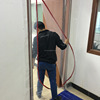 Dust Barrier Zipper Door U L