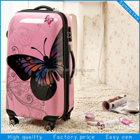 Cabin luggage trolley/travel bag/suitcase