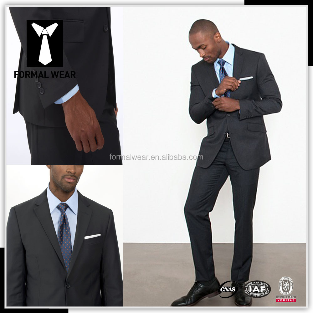 stylish slim fit men formal business suits tuxedos blazer business. Black Bedroom Furniture Sets. Home Design Ideas