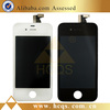 Tempered front glass for iphone 4s ,repairs parts for iphone 4s lcd