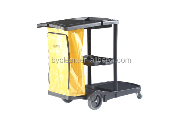 AF08180 Cleaning Trolley Janitor cart with cover