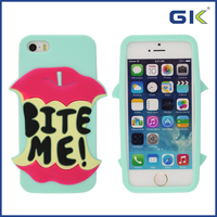 [GGIT] New Design Silicone Case for iPhone 5 Cover