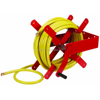 Heavy-Duty Manual Air Hose Reel