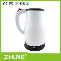Free shipping the international standard multi color anti dry stainless steel electric kettle