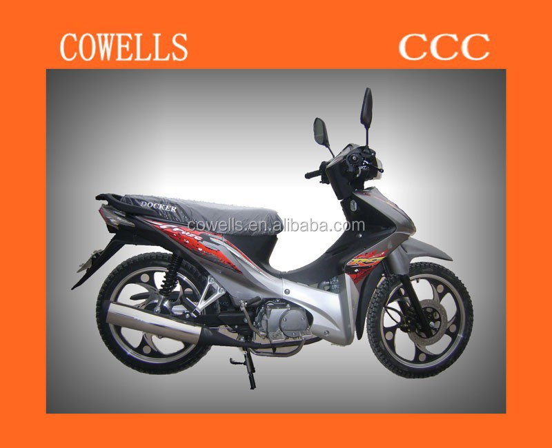 110CC Cheap Electric Chongqing Motorcycle With Pedal