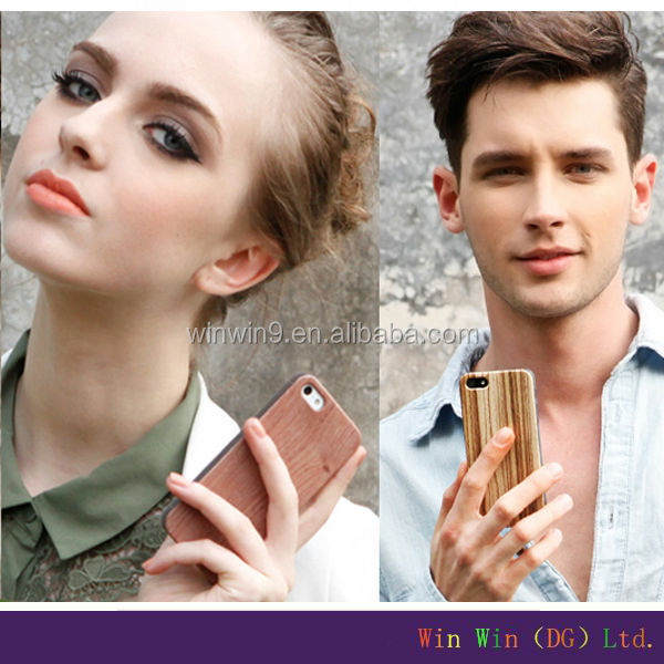 2017 Stylish wooden fashion design laser engraving smart phone case wood factory price wood tablet computers case