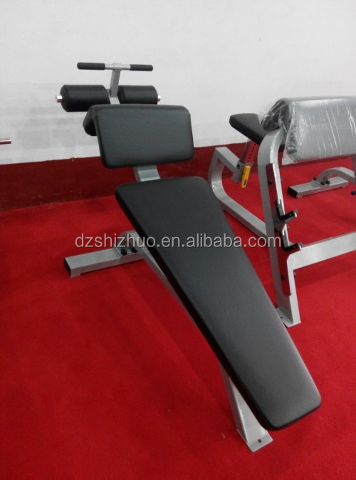 2015 precor Indoor strength equipment/Adjustable Decline Bench/Precor / Professional Exercise Machine