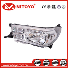 NITOYO HEADLAMP FOR TOYOTA HILUX REVO 2015 HEADLIGHT