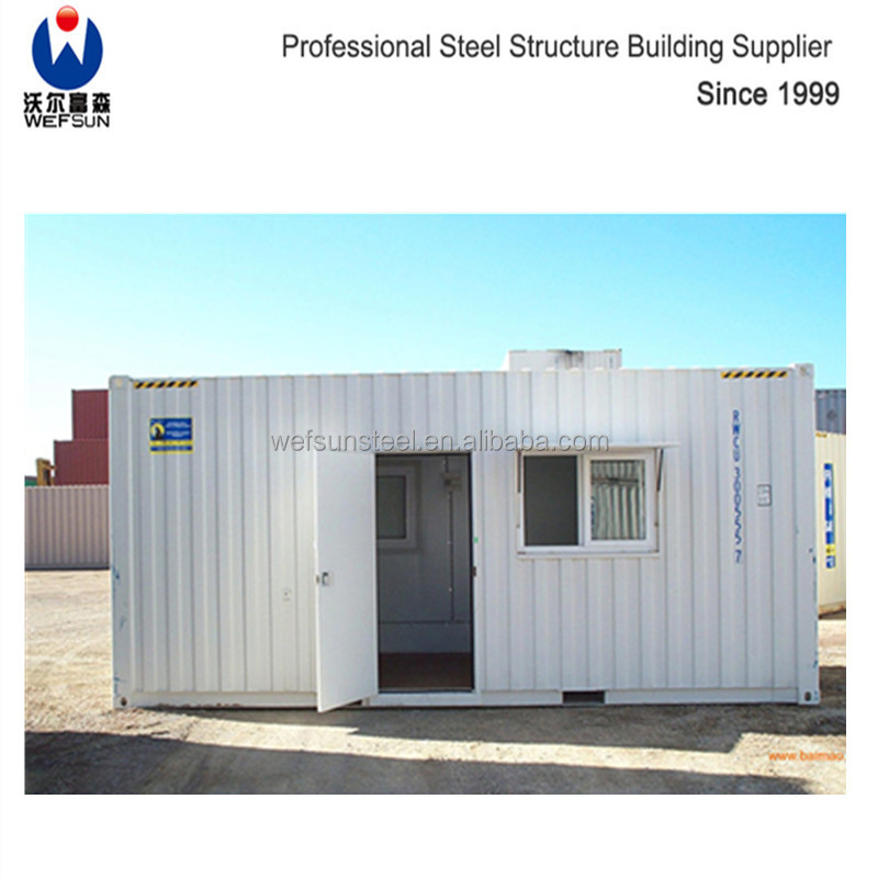 Hot Sale Portable Modular Prefab Container House Mobile Toilet Shipping Container Homes