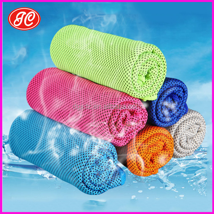 New Products 2016 Ice Cool Cooling Towel for Hot Summer