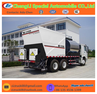 HOWO 6X4 asphalt driveway sealer Chipsealing Vehicle