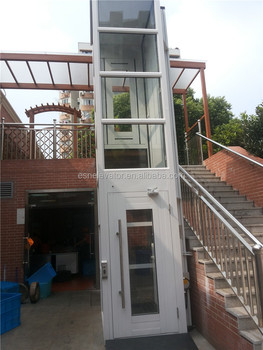Cheap home elevator lift glass small elevators buy for Cheap home elevators