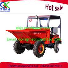 2016 best popular machine 1 ton-3 ton car tipper