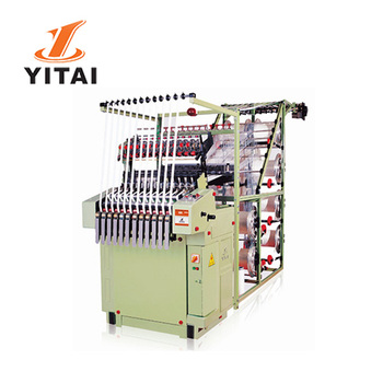 Yitai Nylon And Metal Zipper Bag Making Machine