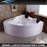 hot product modern design oval white marble stone bathtub for sale