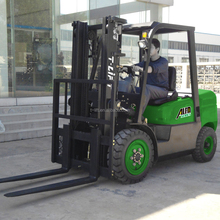 Direct from manufacturer ALFA series ISUZU motor total 3 ton diesel forklift