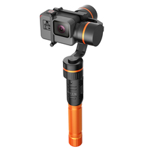 3 Axis Handheld 360 Degrees Coverage Gimbal Stabilizer for Action Camera with APP