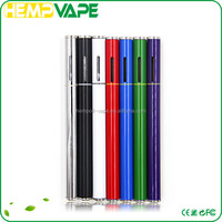 2016 with favorable comments Slim E Cigarette O Pen Vape CO2/THC/CBD Cartridge 510 disposable e cigarette 300 puff BBTank t1