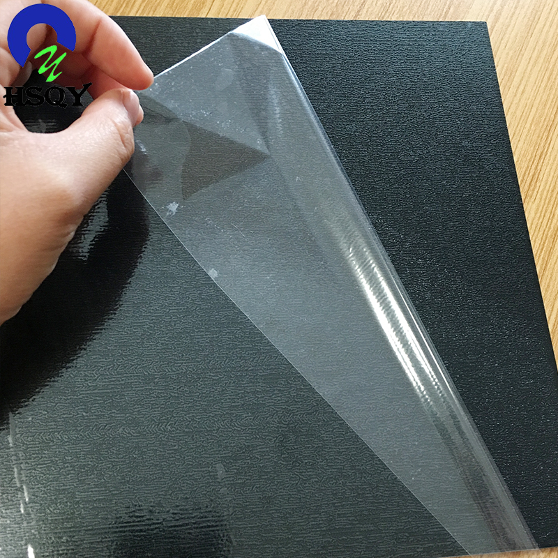 Hard photo album pvc sheet pages with best quality