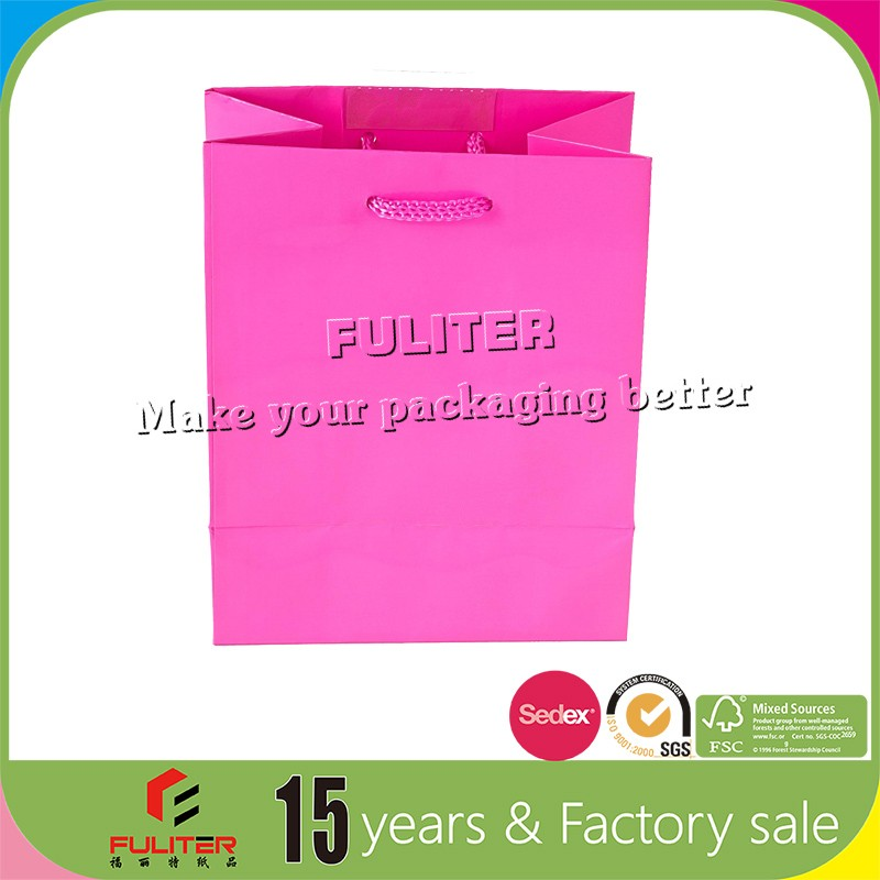 Shopping paper bag wholesale india