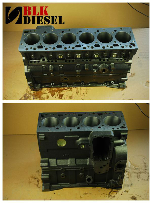 DIESEL ENGINE HEAVY PARTS SHORT BLOCK FOR TRUCK MARINE AND CONSTRUCTION FOR CUMMINS APPLICATION