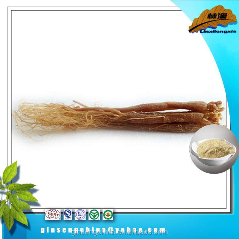 Low pesticide korean red ginseng tonic