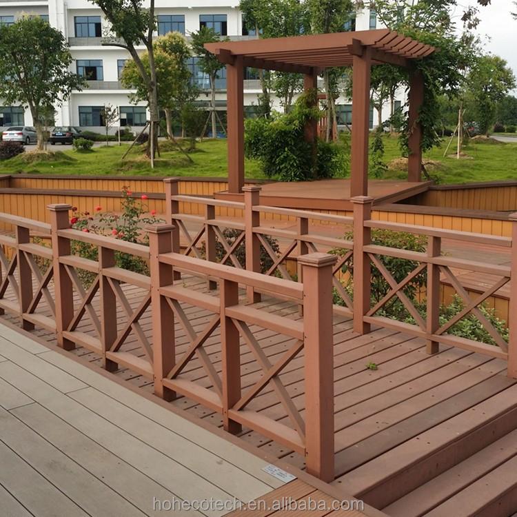 gazebo jardim madeira:jardim ao ar livre gazebo / pérgola de madeira / wpc pérgola-Gazebos